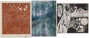 Three Modern Works of Art