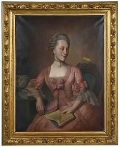 French School Portrait