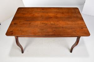Provincial Walnut Harvest Table