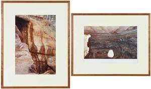Two Framed Photographs