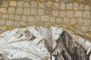 Lorenzo Cassio Micromosaic Plaque of Madonna