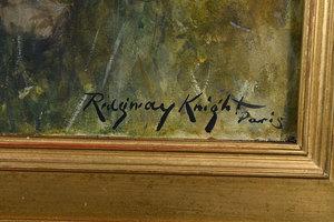 Daniel Ridgeway Knight
