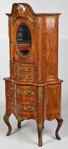 Italian Louis XV Style Bronze Mounted Cabinet