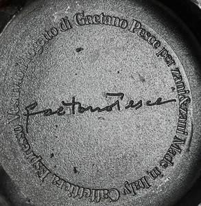 Gaetano Pesce 'Vesuvio' Espresso Maker