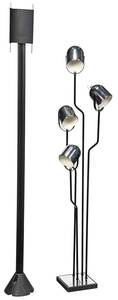 Goffredo Reggiani and Koch and Lowy  Floor Lamps