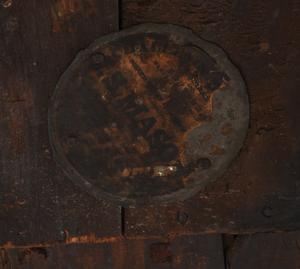 American Chippendale Walnut Corner Cupboard