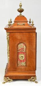 Regency Style Westminster Chiming Bracket Clock