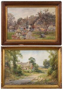 Two British Watercolors