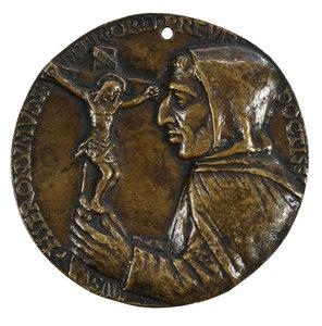 Girolamo Savonarola Medal