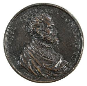 Michelangelo Buonarroti Medal