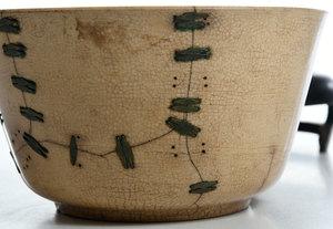Chinese Longquan Celadon Crackle Glaze Bowl