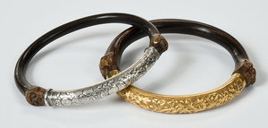 Two Asian Bangles