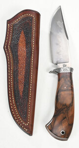 Burt Foster Small Fighter Knife