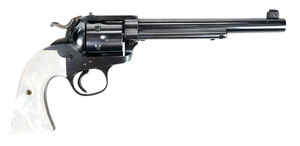 Colt Flattop Target Single Action Revolver
