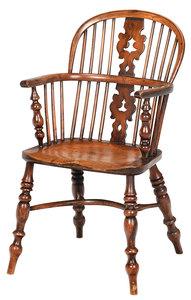 British Windsor Armchair
