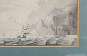 British School Maritime Scene