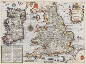 Speed - The Invasions of England and Ireland