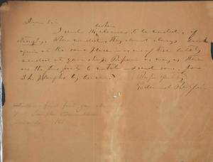 Assorted Signatures, Many Civil War Related