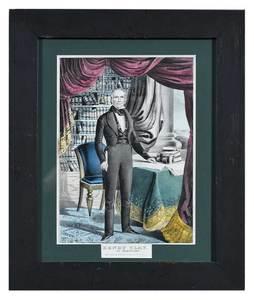 Three Political Portraits, Currier, Kellogg