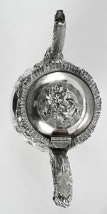 W. H. Calhoun Nashville Coin Silver Coffee Pot