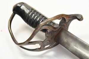 Nashville Plow Works Cavalry Saber