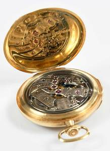 Rare Patek Philippe 18kt. Pocket Watch