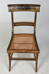Set of Four American Classical Fancy Chairs
