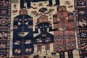 Persian Figural Rug