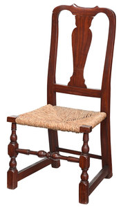 American William and Mary Side Chair