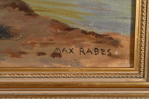 Max Frederich Rabes