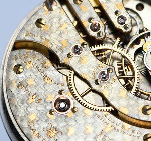 Hampden 18kt. Pocket Watch