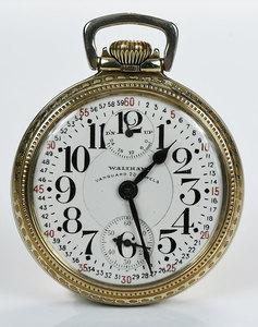 Waltham Vanguard Pocket Watch