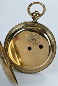 American Watch Co./Appleton Pocket Watch