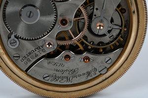 E. Howard Watch Co. Pocket Watch
