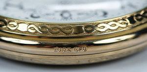 Modern Hamilton Pocket Watch