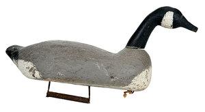 Root Head Canadian Goose Decoy