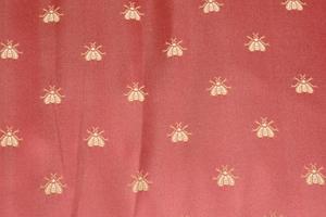Regency Inlaid Mahogany Upholstered Recamier