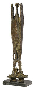 Post Modern Figural Bronze