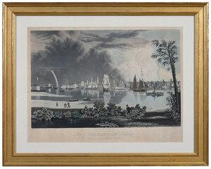 William James Bennett, Engraver