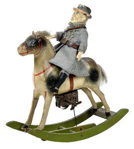 Robert E. Lee Rocking Toy