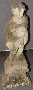 The Four Seasons Garden Statues