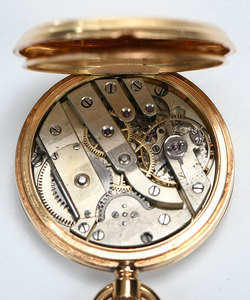 18kt. Pocket Watch Retailed by Tiffany & Co.