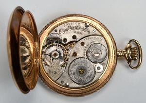 Elgin 14kt. pocket watch