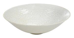 A Shallow Dingyao Type Porcelain Bowl