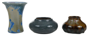 Three Pieces of North Carolina Pottery