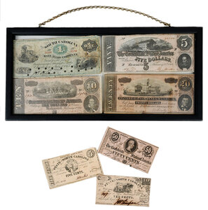Group of Southern States Banknotes