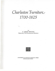 Very Fine Charleston Carved and Inlaid Mahogany Rice Bed