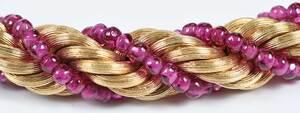 18kt. Gemstone Necklace
