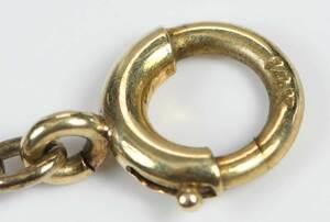 14kt. Reverse Crystal Bracelet