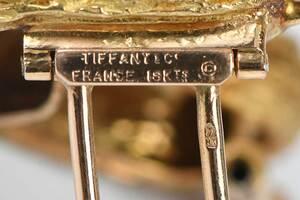 Tiffany & Co., France, 18kt. Brooch